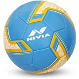 Nivia 1019 Argentina Football, Youth Size 5 (Blue)