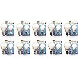Wipro 9W LED Bulb Cool Day Light Tejas (Pack Of 10,Regular White Light)