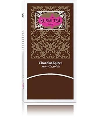 Kusmi Tea - Recharge 25 sachets Chocolat-Epices pour coffrets