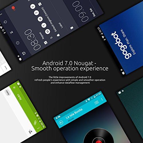 CUBOT R9  2017  - Smartphone Libre 3G Android 7 0   Pantalla t  ctil 5 0  HD  2600mAh bater  a  2GB Ram   16GB ROM  Quad core  Dual SIM  C  mara 13Mp