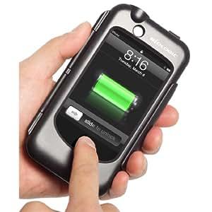 Biologic Coque de recharge pour iPhone (Noir)