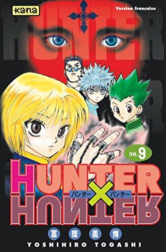 Hunter X Hunter, tome 9 par Yoshihiro Togashi
