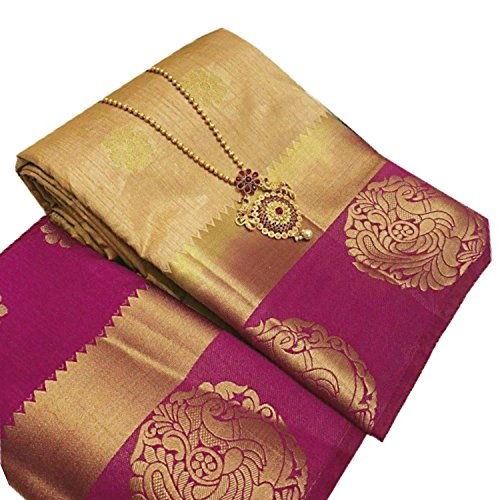 Hari Villa Creation Kanjivaram Silk Saree (New Collection 2018 Sarees For Women...
