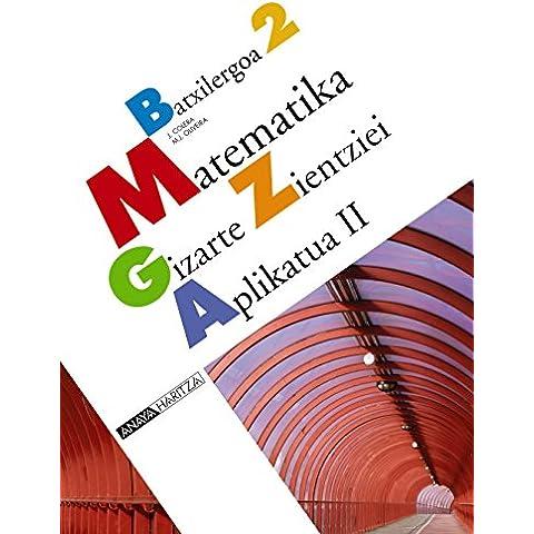 Matematika Gizarte Zientziei Aplikatua II.