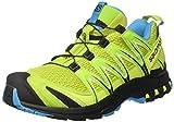 Salomon XA Pro 3D GTX, Zapatillas de Running para Hombre, Multicolor (Lime Green/Hawaiian Ocean/BK),...