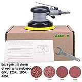 Schleifmaschine Astarye Air Palm Pneumatische Werkzeuge Poliermaschinen Zufällige Vibrator