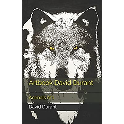 Artbook David Durant: Animals N°1