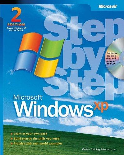 Preisvergleich Produktbild Microsoft Windows XP Step by Step,  Second Edition