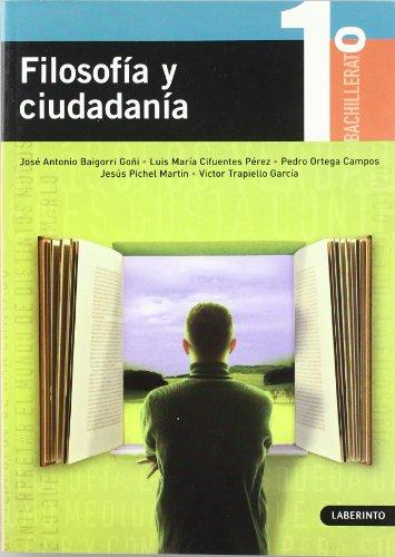 Filosofía y ciudadanía - 9788484833369