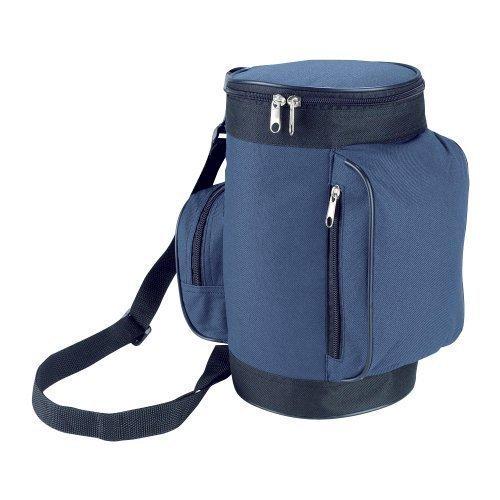 eBuyGB Kühltasche im Golf-Caddy-Design M blau