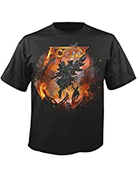 ACCEPT - The Rise of Chaos - Cover - T-Shirt