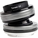 Lensbaby Composer Pro II incl. Sweet 50 Optik Canon EF