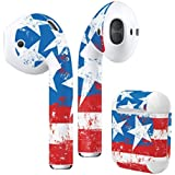 Air Pods Design Design Skin Seal Airpods Air Pod Apple Apple Earphone Earphone Cover Decoration Accessory Air Free Deco Seal America Foreign National Flag 011517