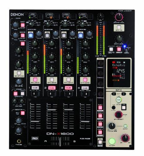 Mixer Digitale Denon Dnx 1600