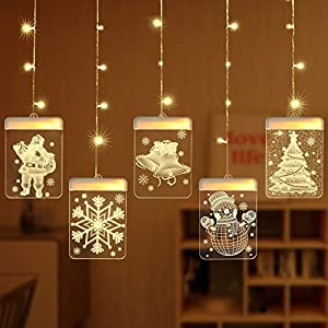 Cadena Cortina de Luces LED,