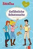 Bibi und Tina Gefährliche Schatzsuche: Erstleser 2. Klasse (Bibi und Tina - Lesen lernen mit dem Schulbuchprofi) (Lesen lernen mit Bibi und Tina)