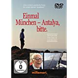 Einmal München - Antalya, bitte. Der Film. DVD