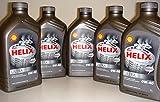 Shell Helix Ultra 0W-40Reibung Öl Synthetic für Cars 5x 1= 1L
