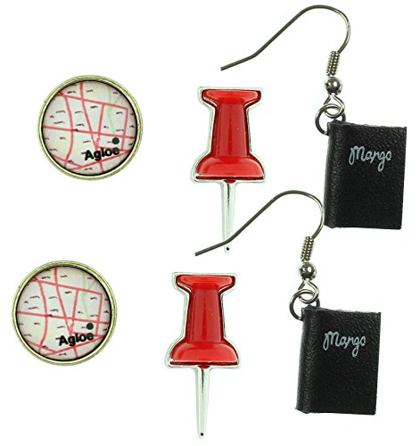 paper-towns-earring-set-3-pair