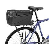 M-Wave Fahrradkoffer Topcase, Schwarz, 43.5 x...Vergleich