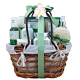 Gloss! Bath Gift Set Peppermint Scented 10 Items