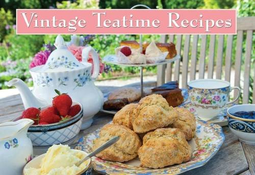 Vintage Teatime Recipes Cover Image