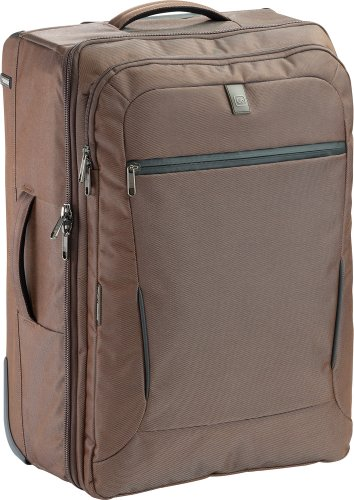 Valise taille M Go Travel Check-in 24 Marron