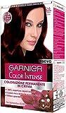 Haarfärbemittel color intense con olio di semi d'uva 2,6 nero rosso