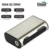 Eleaf iStick QC 200W Box MOD Batteria da 5000 mah Colore Silver Prodotto Senza Nicotina