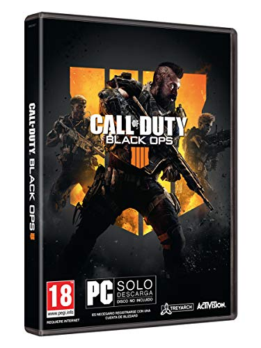 Call of Duty: Black Ops IIII (Código Digital) (precio: 29,95€)