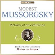 Masterpieces Presents Modest Mussorgsky: Pictures at an Exhibition