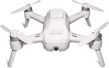 Yuneec Breeze kompakter Quadrocopter mit Premium 4K-UHD-Kamera (24 cm Durchmesser, 4K UHD Videofunktion, 13 MP) weiß