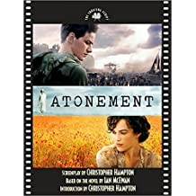 Atonement: The Shooting Script by Christopher Hampton (2008-01-18)