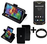 TOP SET: 360° Schutz Hülle Smartphone Tasche für Ruggear