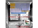 Tendederos Efegete Tenmv100 - Tendedero techo manivela 100cm ac bl sube-baja efegete