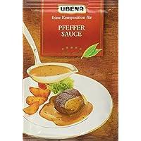Ubena Pfeffer Sauce, 6er Pack (6 x 40 g)