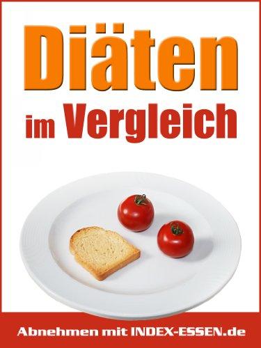 Diäten im Vergleich - Abnehmen mit INDEX-ESSEN.de