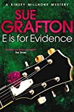 E is for Evidence (Kinsey Millhone Alphabet series Book 5) (English Edition)