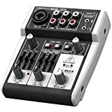 Behringer XENYX 302USB USB Mischpult - 6