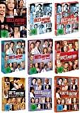 Grey's Anatomy - Staffel 1-6 (35 DVDs)