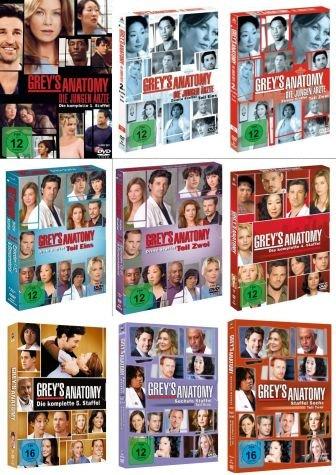 Staffel 1-6 (35 DVDs)