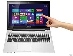 Saco Ultra Clear Glossy HD Screen Guard Scratch Protector for ASUS X552LD-SX210H 15.6-inch Laptop