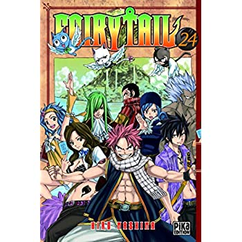 Fairy Tail T24