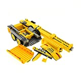 1 x Lego System Set Modell für Nr. 7249 XXL Mobiler Baukran Gelb Grau Baulast- Schwerlast- Kran City Technic Incomplete unvollständig