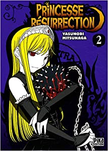 Princesse Résurrection Edition simple Tome 2