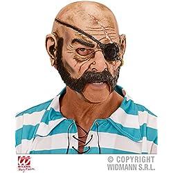 Máscara de pirata de alta calidad.