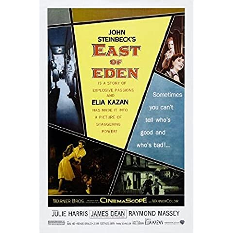East Of Eden Movie Mini poster 11 inches x 17 inches