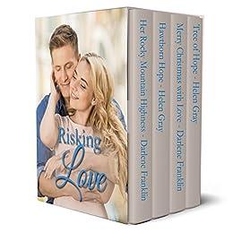 Risking Love (Dynamic Duos Book 7) by [Franklin, Darlene, Gray, Helen]