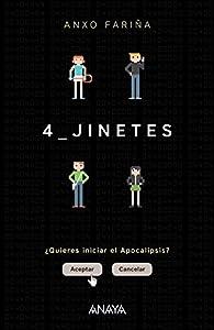 4 jinetes par Anxo Fariña
