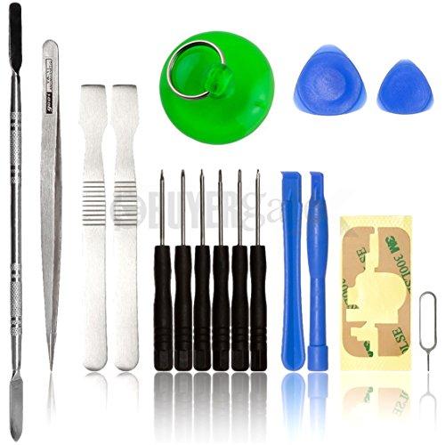 ACENIX® Reparatur Werkzeug Kit 17 In 1 Schraubendreher Set Für HTC Radar, Sensation, EVO 3D, Flyer, ChaCha